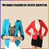 Women Fashion Suits Photo Editor