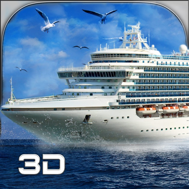 Sailing Cruise Ship Simulator 3D On The App Store