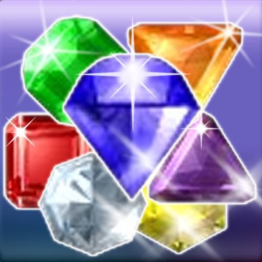 Jewel Mania - Matching Game iOS App
