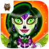 Spooky Princess Fairies Multigame,  Make Up & Spa