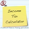 Income Tax Calculator calculates medicare levy