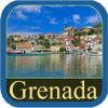 Grenada Island Offline Map Travel Guide