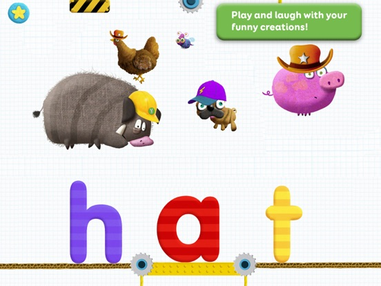 Tiggly Story Maker: Make Words and Capture Your Stories About Them