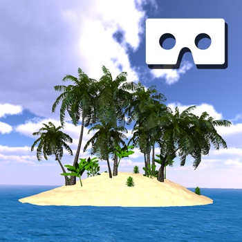 VR Tropical Paradise Island for iPhone