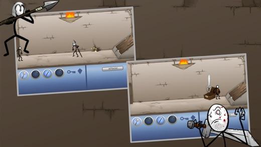 Stickman Escape III Screenshot