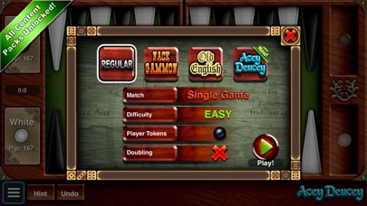 Screenshot #8 for Backgammon HD - Play the Online Board Game!
