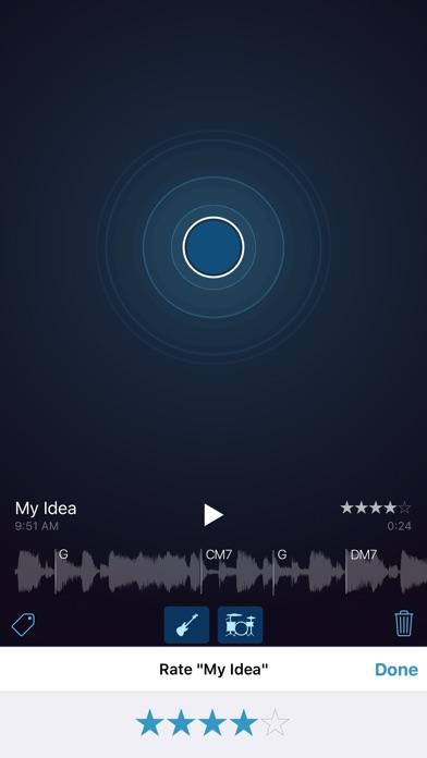 Music Memosのスクリーンショット3
