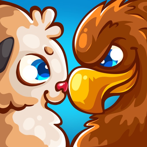 Baby Sheep VS Angry Eagles PRO iOS App