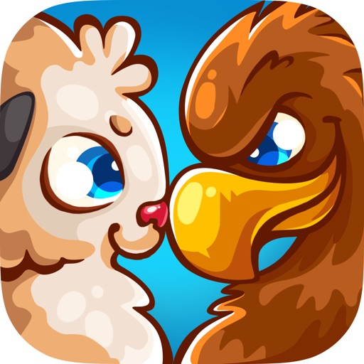 Baby Sheep VS Angry Eagles iOS App