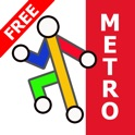 Barcelona Metro Free - Map and route planner by Zuti icon