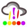 WarnMe - Unwetterwarnungen des deutschen Wetterdienstes vor Gewitter, Sturm, Schnee, Glätte
