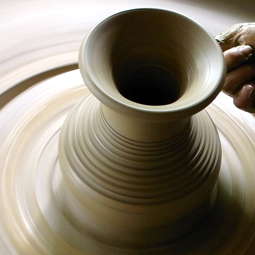 Pottery Painting Ideas Music Designs