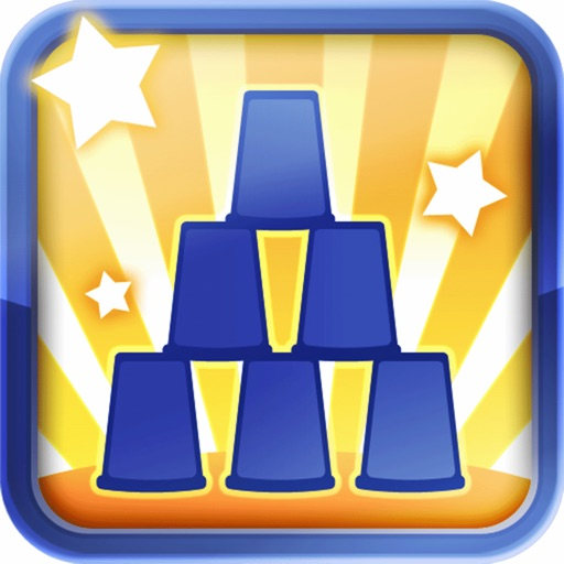 Cup Stack iOS App