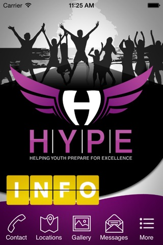 H.Y.P.E. - Helping Youth Prepare For Excellence screenshot 1