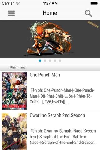 Download Anime Online HD - Xem Hoạt Hình Online Mới Nhất app