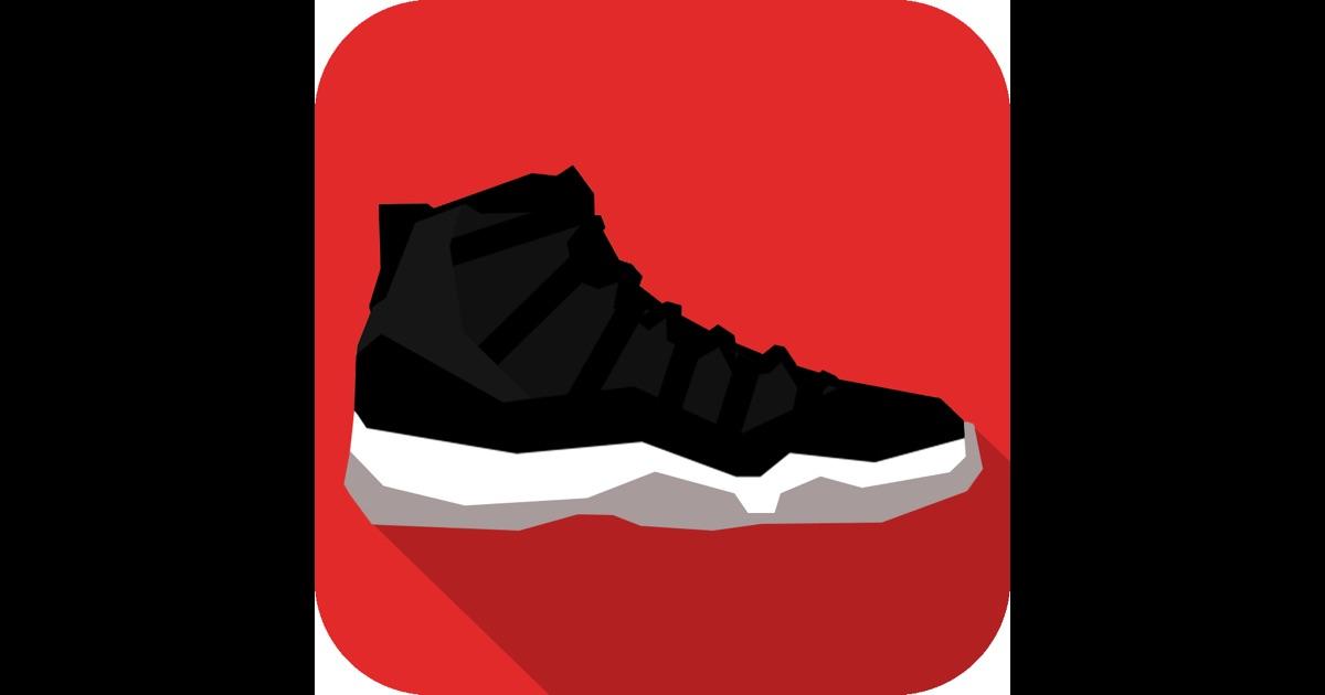 Sneaker Crush - Release Dates for Air Jordan & Nike Sneakers! - iPhone ...