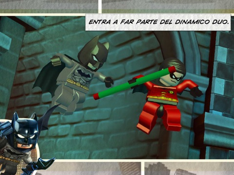 LEGO® Batman 3: Gotham e Oltre Screenshot