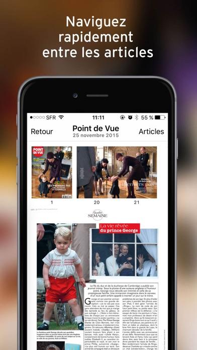 Point De Vue review screenshots