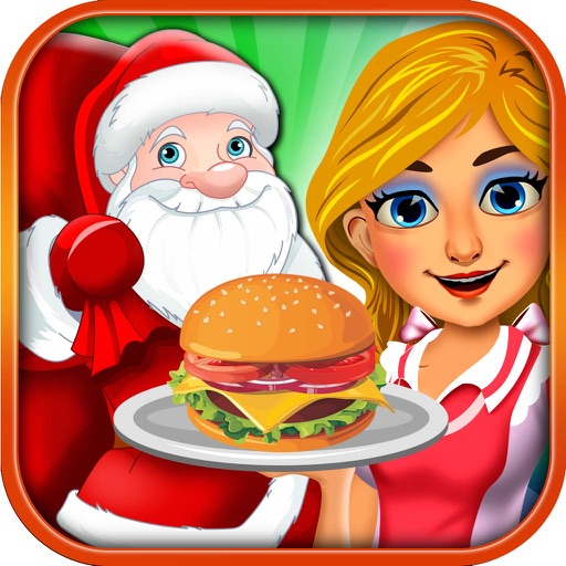 Christmas Mommy's Food Maker Salon - Fun Cooking Spa Games for Kids!