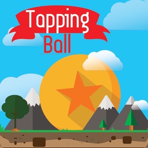 Tapping Ball iOS App