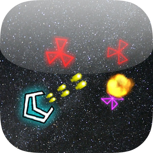 Geometric War In The Outer Space iOS App