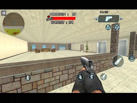 Screenshots of Alcatraz Prison Escape 3-D - The Gangstar Jail Break-out Sim-ulator for iPad