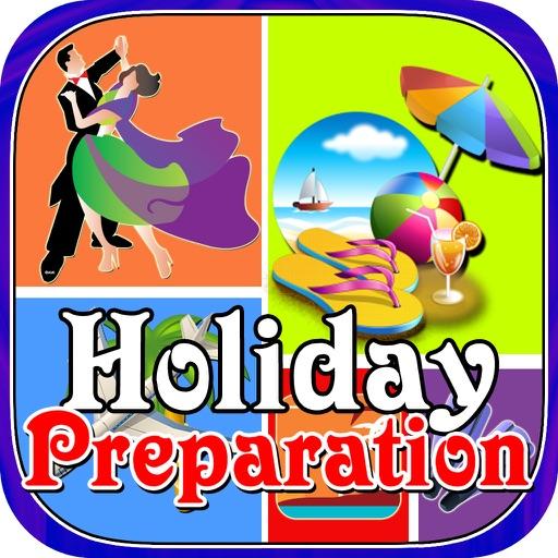 Hidden Objects : Holiday Preparation iOS App