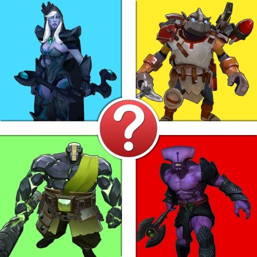Warlock Hero Trivia - Dota Characters Edition Icon