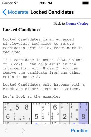 Sudoku 401 screenshot 3