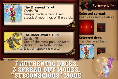 Tarot reading PRO - cards fortune-tellings, divinations and predictions screenshot 3