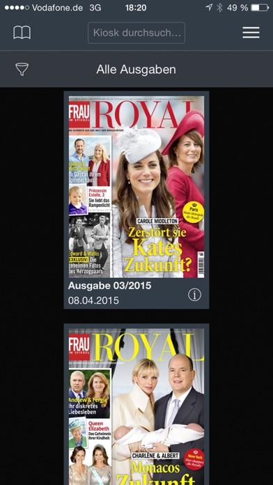 Frau im spiegel royal app insight download for Spiegel download