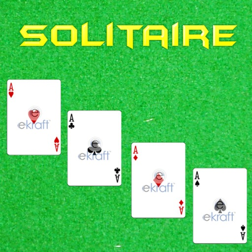 Free Solitaire Card Game iOS App