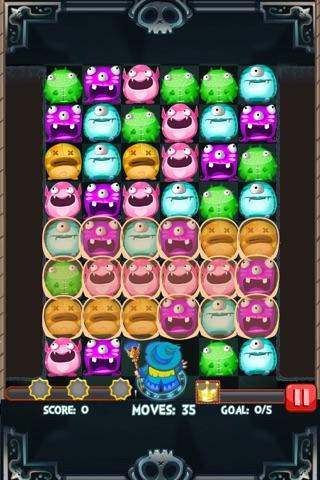 Monster Strikes Free 2 screenshot 4