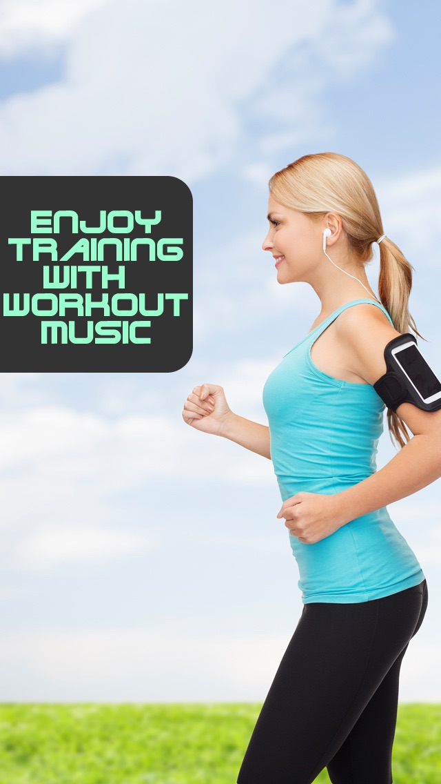 Mp3 Workout music - The perfect aerobic exercise & practice radio stations appScreenshot of 3