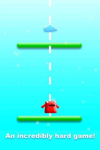 The Legend of Taz: A game to reach higher! screenshot 1