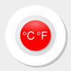 Thermometer Deluxe - Weather on The Map With Charts and Forecast