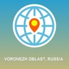 Воронежская область, Россия Карта - Карта форума, POI, GPS, направления icon