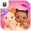 Sweet Baby Girl - Daycare 2 Bath Time and Dress Up Mini Games (No Ads)