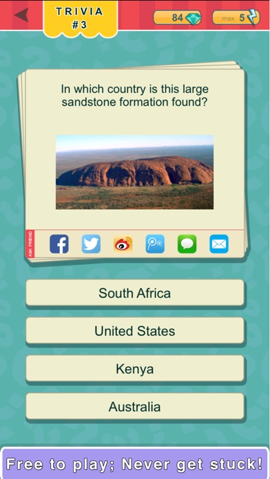 Trivia Quest Travel Trivia Questions On The App Store - United states trivia
