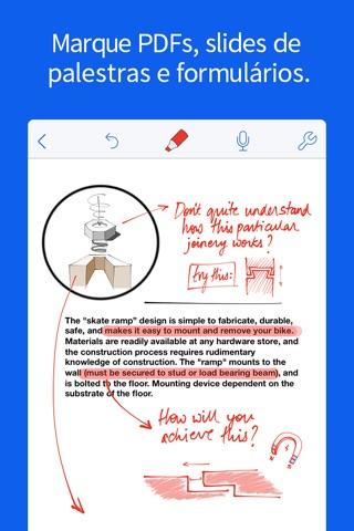 Notability screenshot 3