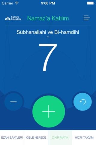 Namaz'a Katılım screenshot 4