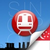 Singapore Metro MRT Map and Route Planner