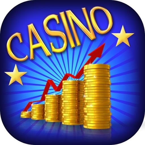 Pharaoh's Casino Slots - Win Progressive Jackpots Best Casino Slot Machine Spin iOS App