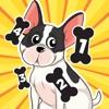 活躍! 兒童遊戲與狗: 學習和娛樂 對於幼兒園,托兒所與狗