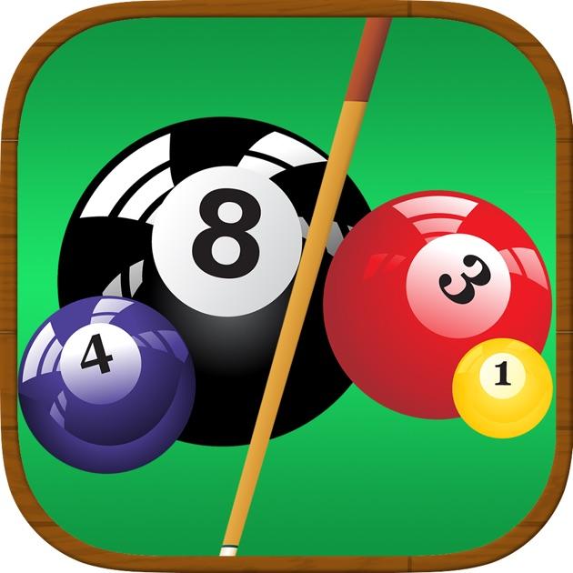 vitesse billard piscine snooker gratuit jeu de balle dans l app store. Black Bedroom Furniture Sets. Home Design Ideas