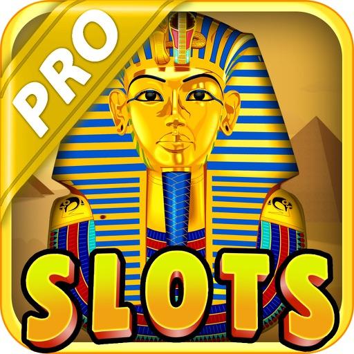 Cradle of Egypt Slots Pharaoh's Pyramid Casino Pro iOS App