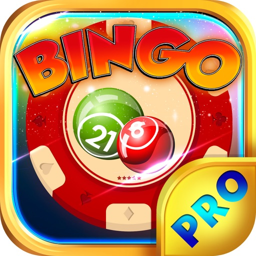 Bingo Wild PRO - Play Online Casino and Number Card Game for FREE ! iOS App