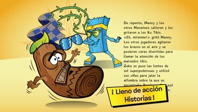 download El orgullo del jonrón: Leer con la Tribu apps 2
