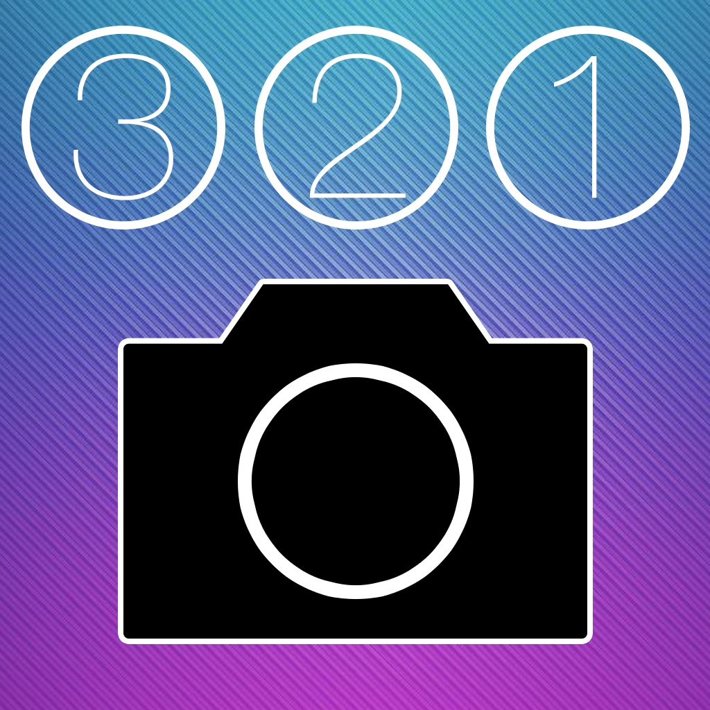 Camera Camera Timer App camera timer hd for ipad free iphone app market icon