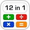 Calculator for iPad Free - Scientific calculator, unit converter, equation solver & periodic table